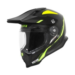 JUST1 J14 LINE FLUO YELLOW/  CARBON LOOK