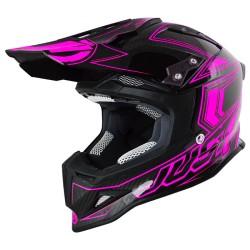 JUST 1 J12 Carbon Fluo Pink