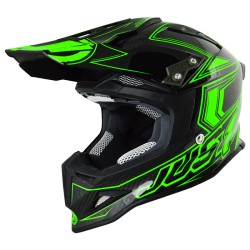 JUST 1 J12  Carbon Fluo Green