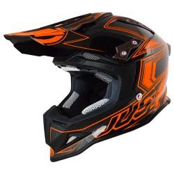 JUST 1 J12 Carbon Fluo Orange