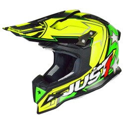 JUST 1 J12 Aster Yellow/Green