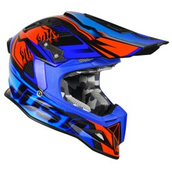 JUST 1 J12 DOMINATOR blue - red