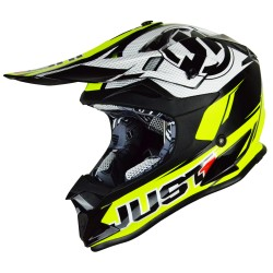 JUST 1 J32 PRO RAVE neon yellow-black