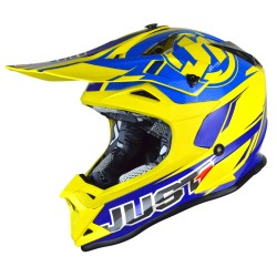 JUST 1 J32 PRO RAVE blue-yellow
