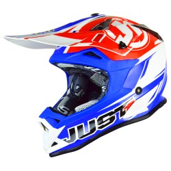 JUST 1 J32 PRO RAVE red-blue