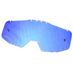 Just1 Goggle Iris Mirror Lens BLUE