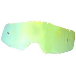 Just1 Goggle Iris Mirror Lens GOLD